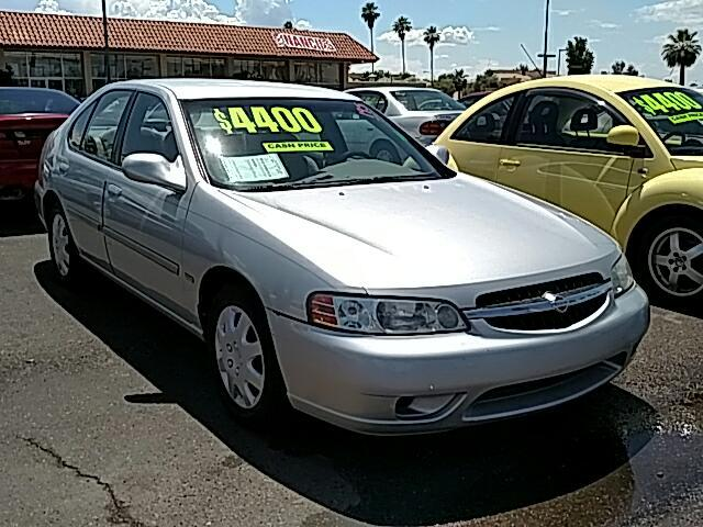 Used 2001 Nissan Altima For Sale In Phoenix Az 85301 New