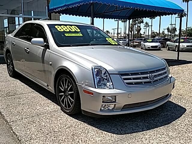 used 2005 cadillac sts for sale in phoenix az 85301 new deal pre owned autos. Black Bedroom Furniture Sets. Home Design Ideas