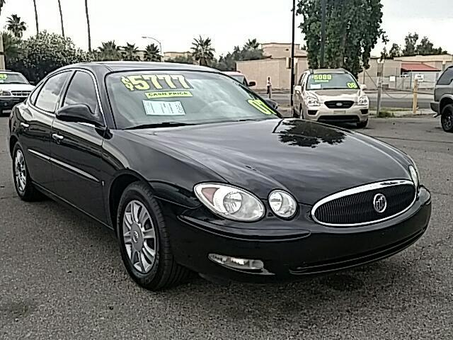 used 2007 buick lacrosse for sale in phoenix az 85301 new deal pre owned autos. Black Bedroom Furniture Sets. Home Design Ideas