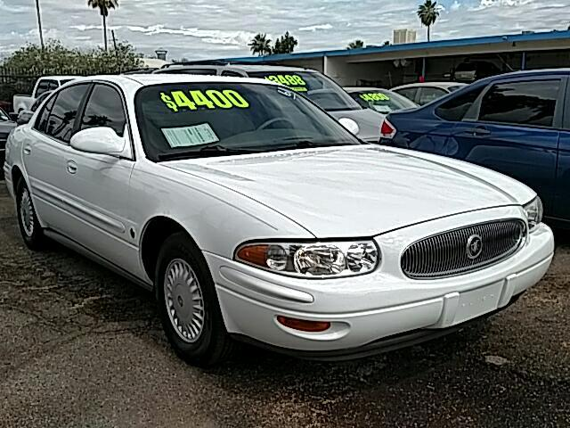 used 2000 buick lesabre for sale in phoenix az 85301 new deal pre owned autos. Black Bedroom Furniture Sets. Home Design Ideas
