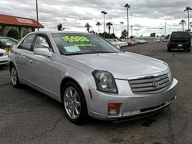used 2003 cadillac cts for sale in phoenix az 85301 new deal pre owned autos. Black Bedroom Furniture Sets. Home Design Ideas