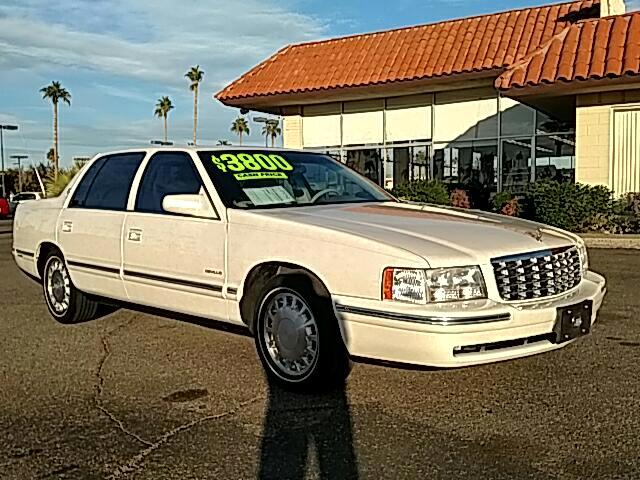 Used 1999 Cadillac Deville For Sale In Phoenix Az 85301