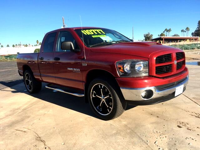 2006 Dodge Ram 1500 ST Quad Cab Long Bed 2WD