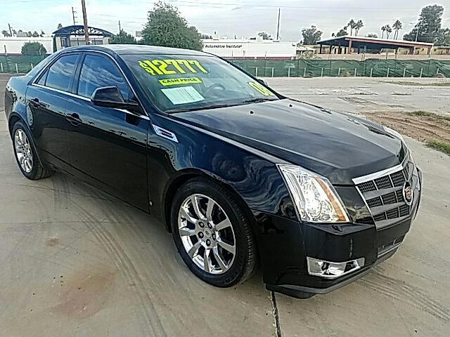2008 Cadillac CTS 3.6 Luxury AWD