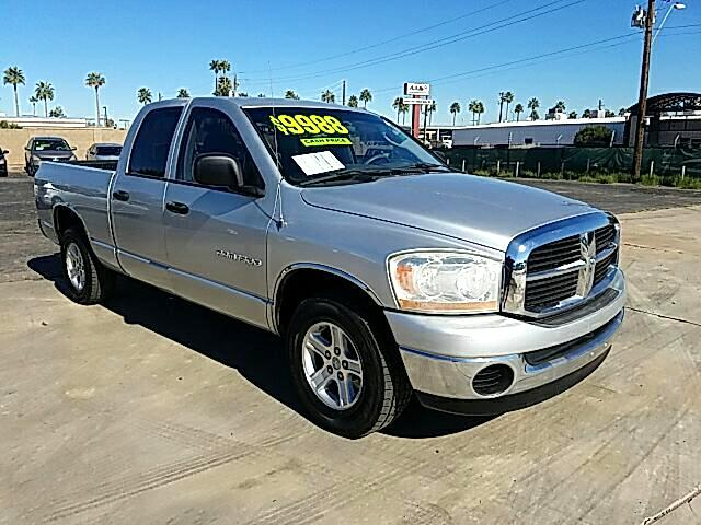 2006 Dodge Ram 1500 ST Club Cab 6.5-ft. Bed 2WD