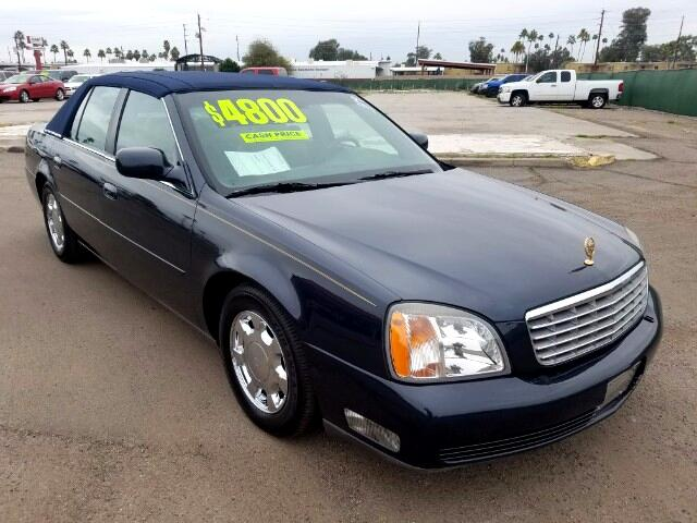 Used 2000 Cadillac Deville Base For Sale In Phoenix Az