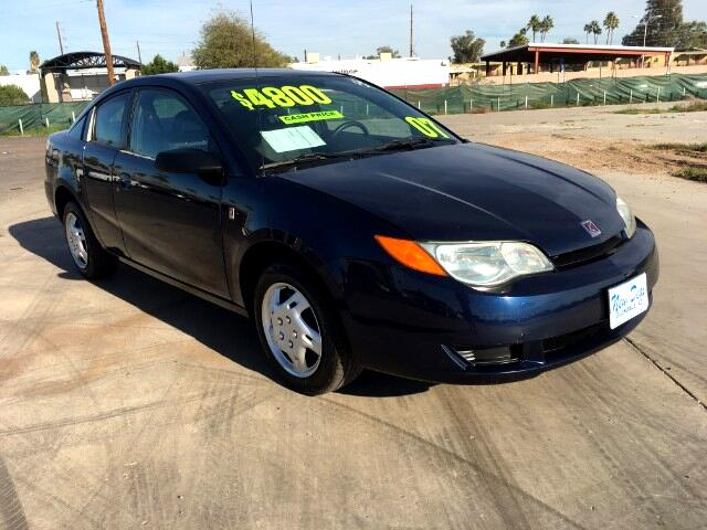 used 2007 saturn ion 2 quad coupe automatic for sale in. Black Bedroom Furniture Sets. Home Design Ideas