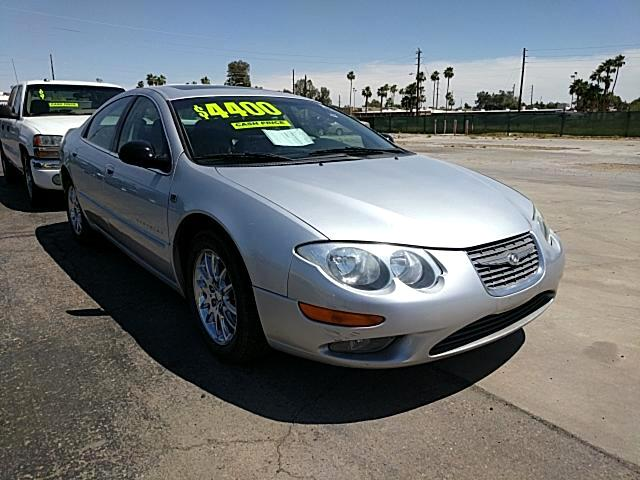 2001 Chrysler 300M Platinum Series