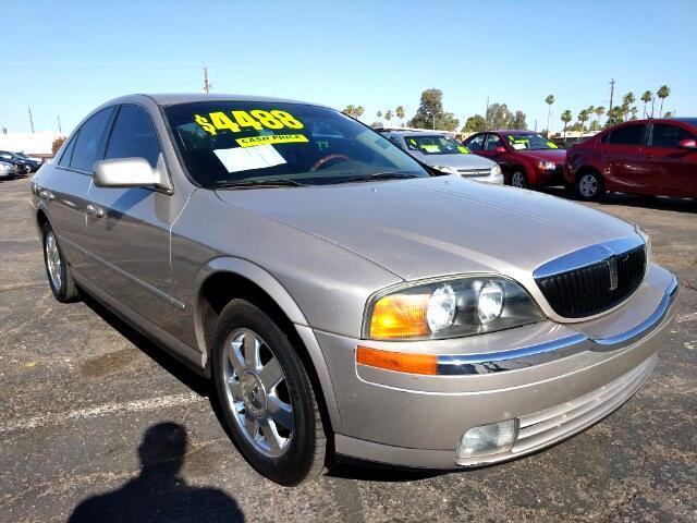 2002 Lincoln LS V6 Base