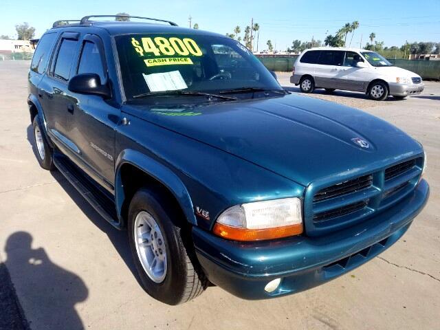 2000 Dodge Durango 2WD