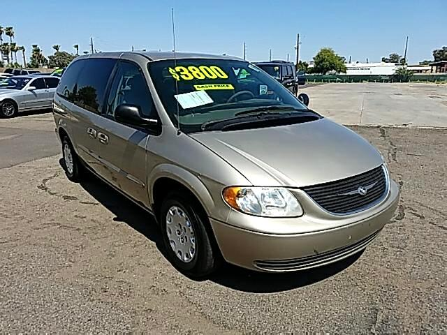 2003 Chrysler Town & Country 4dr Wgn Limited Platinum