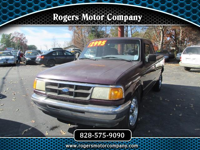 1993 Ford Ranger XL SuperCab 2WD