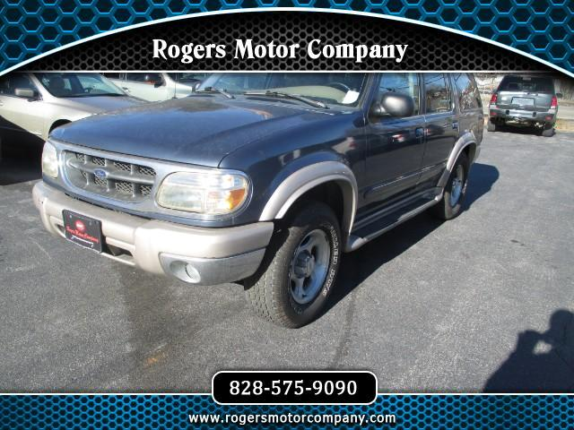 1999 Ford Explorer XL 4WD