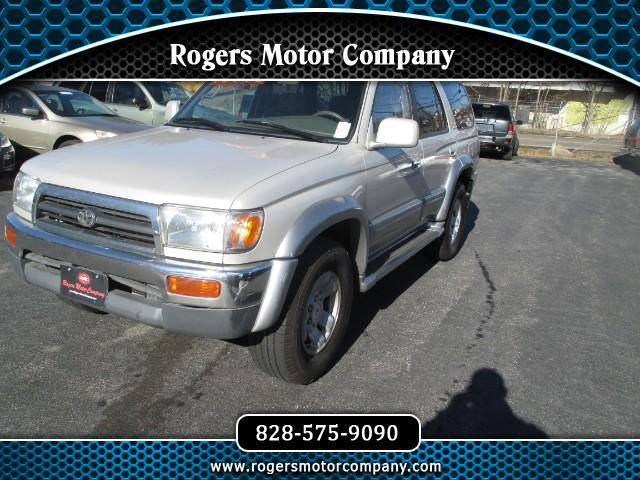 1998 Toyota 4Runner Limited 2WD