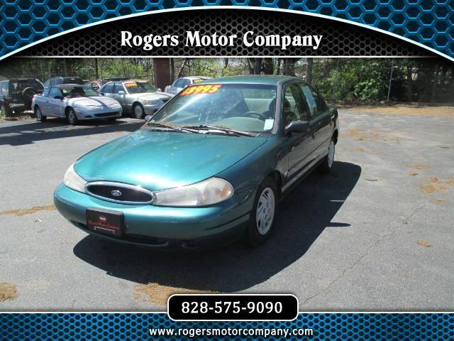 1998 Ford Contour LX