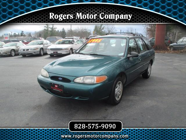 1997 Ford Escort Wagon LX