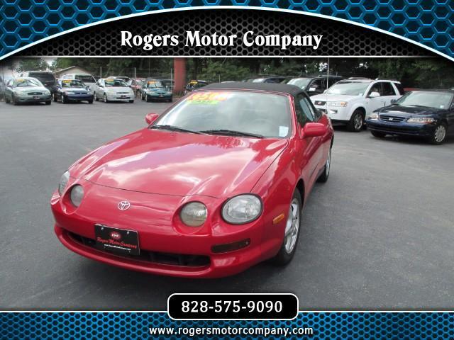1995 Toyota Celica GT Convertible