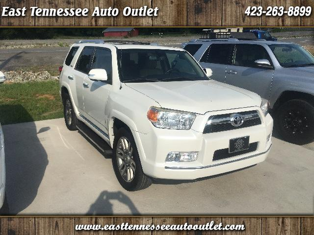 2011 Toyota 4Runner Limited 2WD V6