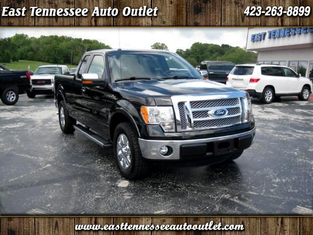 2012 Ford F-150 Lariat SuperCab 6.5-ft. Bed 2WD