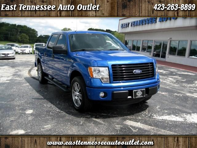 2014 Ford F-150 2WD SuperCrew STX