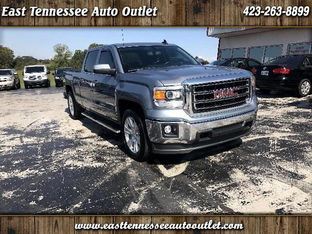 2015 GMC Sierra 1500 SLE Crew Cab Long Box 2WD
