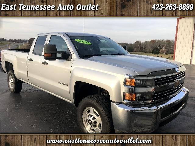 2015 Chevrolet Silverado 2500HD Work Truck Double Cab 4WD