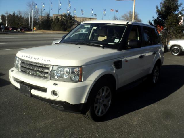 2008 Land Rover Range Rover 4.6 HSE