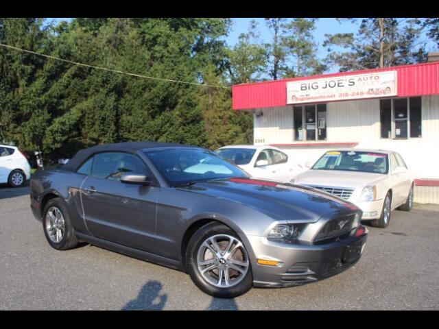 2014 Ford Mustang V6 Convertible