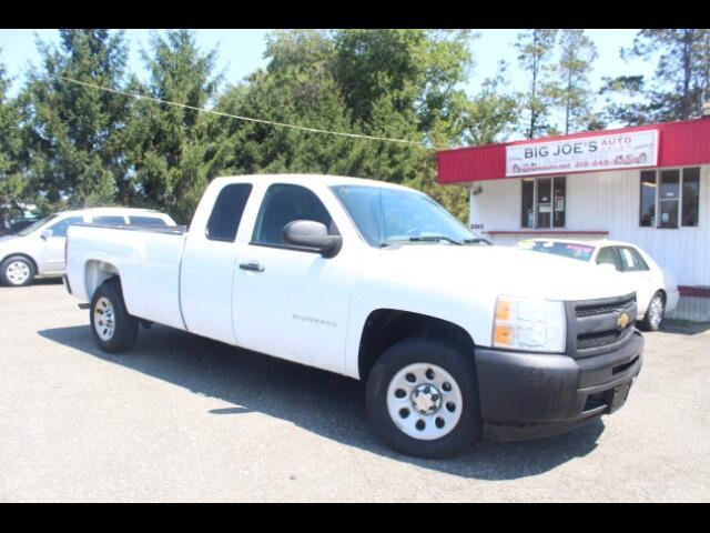 2011 Chevrolet Silverado 1500 Work Truck Ext. Cab 2WD