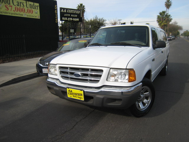 2003 Ford Ranger XLT SuperCab 2WD - 383A
