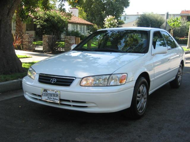 2001 Toyota Camry Extra Clean Original Paint No Accidents Every vehicle at our dealership goes tro