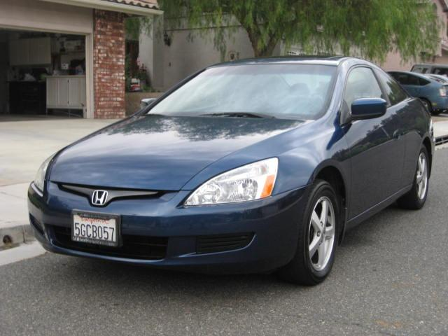 2003 Honda Accord Hard To Find 4 Cylinder VTEK 5 Speed Manual Transmission Navigation Leather Heated
