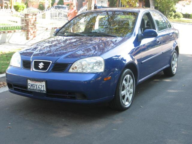2005 Suzuki Forenza One Owner No Accidents Up to date Service Financing Available for most credits