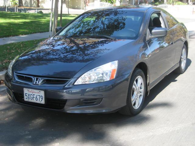 2007 Honda Accord Inspected Serviced Clean History No Accidents Financing Available for most buyer