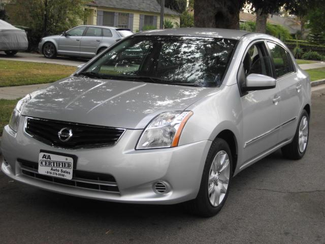 2011 Nissan Sentra Remaining Factory Warranty Financing Available Visit AA Certified Auto Sales onl