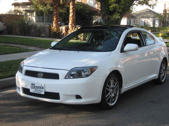 2006 Scion tC Extra Extra Clean Only 2 previous owners No Accidents Clean Title 5 Speed Manual Trans
