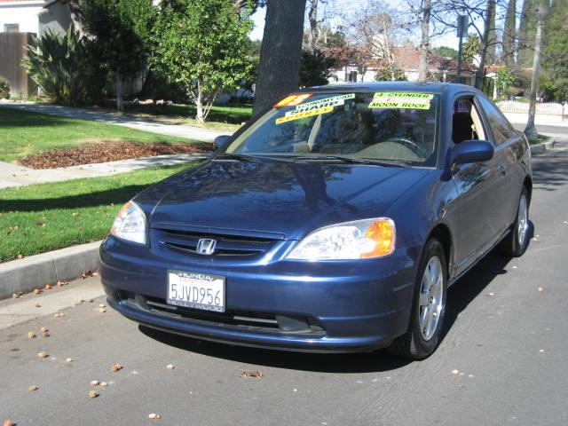 2003 Honda Civic Extra Clean No Accidents Clean Title 5 Speed Manual Transmission Inspected and Serv
