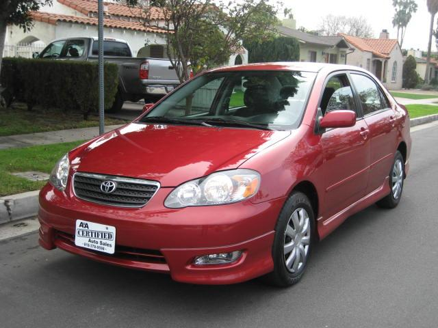 2007 Toyota Corolla One Owner No Accidents Extra Clean Financing Available For Most Buyers Visit A