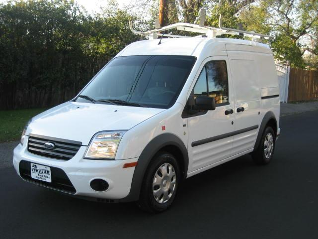 2011 Ford Transit Connect Extra Clean interior shelves and bins roof rack Ready to work Visit AA Ce