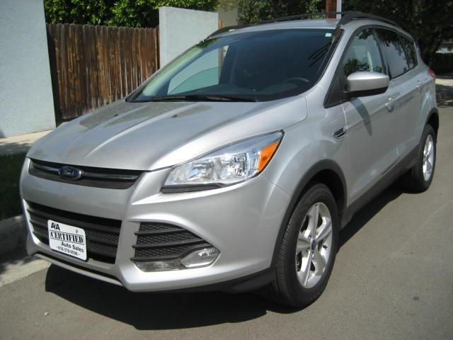2013 Ford Escape Like New Factory Warranty 29 APR Available For Qualified Buyers Visit AA Certif