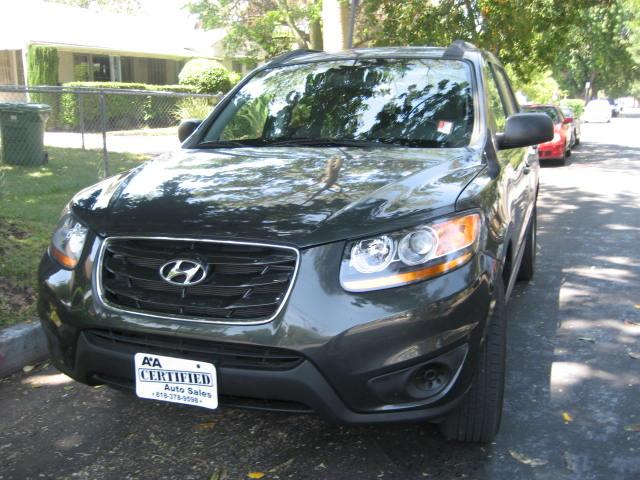 2010 Hyundai Santa Fe Low Miles Extra CleanAutomatic Trans Looks Sharp Runs And Drives Perfect Al