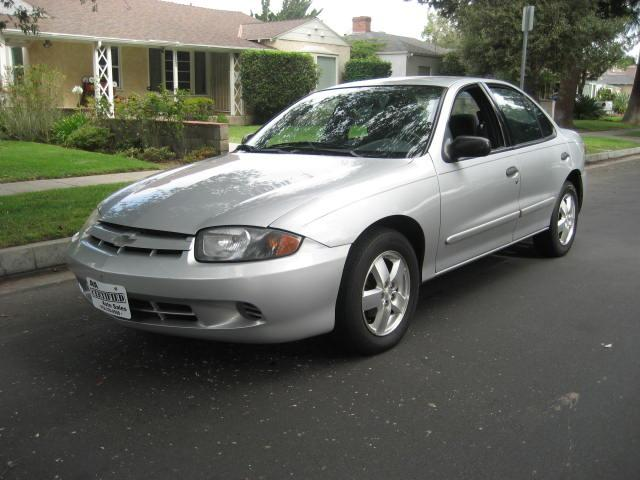 2003 Chevrolet Cavalier Clean History No Accidents All Power Gas Saver Low Cost Maintenance  Excell