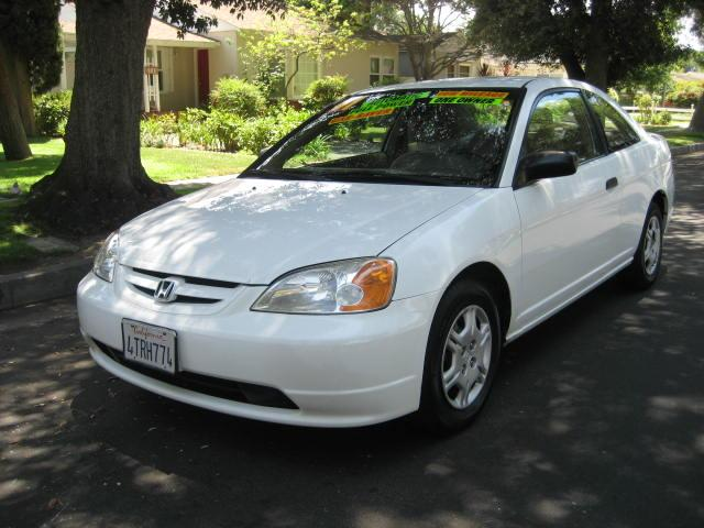 2001 Honda Civic This 2001 Honda Civic is White with Tan Interior NON SMOKER ONE OWNER VEHICLE ON