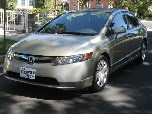 2007 Honda Civic Extra Clean No Accidents4 Door Automatic CLEAN TITLE All Power Inspected And Servi