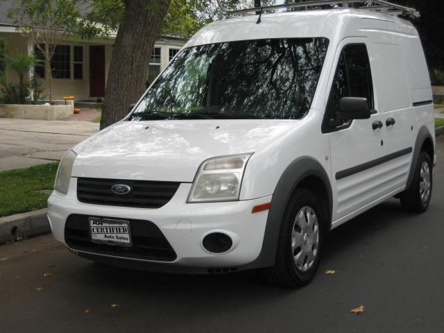 2010 Ford Transit Connect This is a 2010 Ford Transit Connect XLT Cargo Van White with Gray Interior