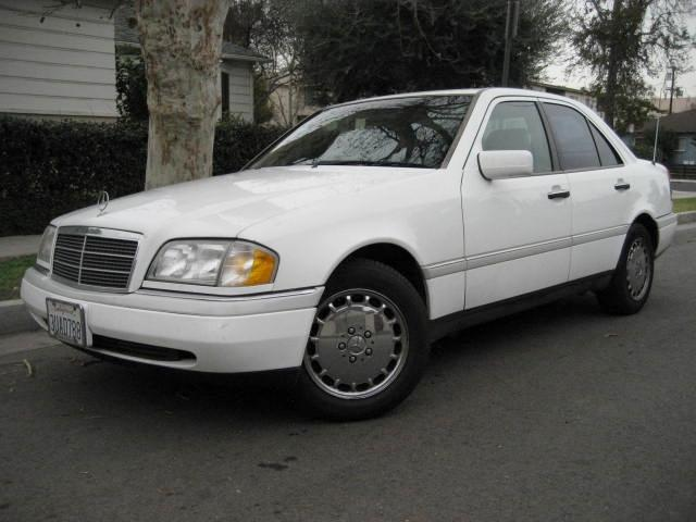 1997 Mercedes C-Class This is a 1997 Mercedes Benz C280 White with Tan Leather Interior SPORTS PACK