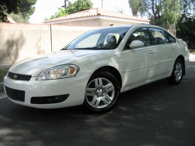 2007 Chevrolet Impala This is a 2007 Chevrolet Impala White with Tan Leather Interior comes with a