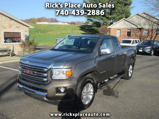 2015 GMC Canyon SLT Ext. Cab 4WD