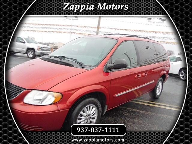 2004 Chrysler Town & Country eX