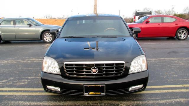 2003 Cadillac DeVille